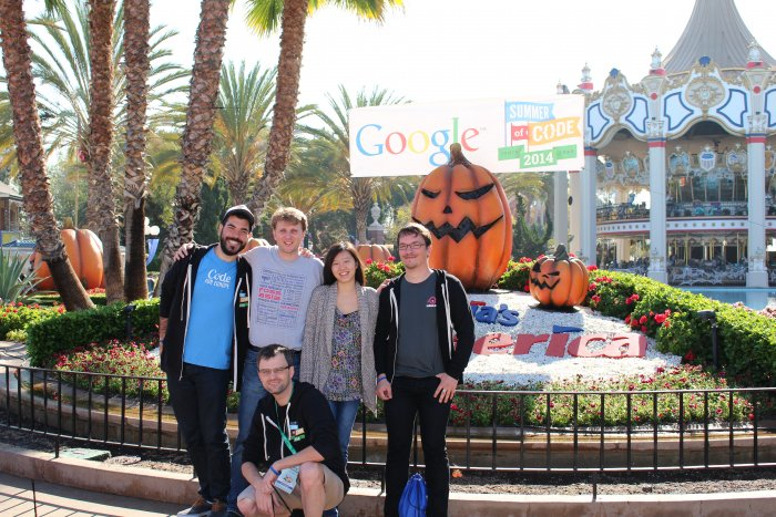 Google Reunion 2014 in San Jose / Mentor Summit USA