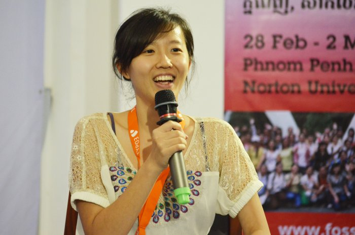 Hong Phuc Dang FOSSASIA, Women in IT Asia