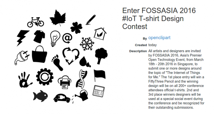 FOSSASIA Openclipart