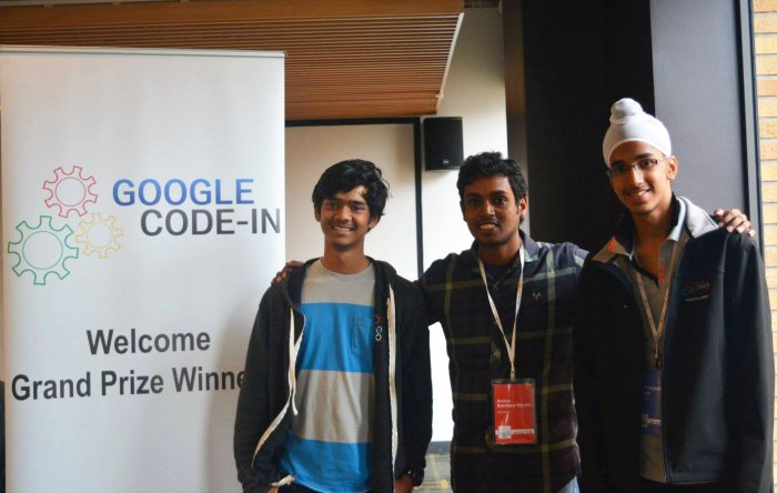 FOSSASIA Google Code-In 2014